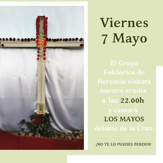 Canto de Mayos en la Labradora y el Cristo de la Misericordia 3