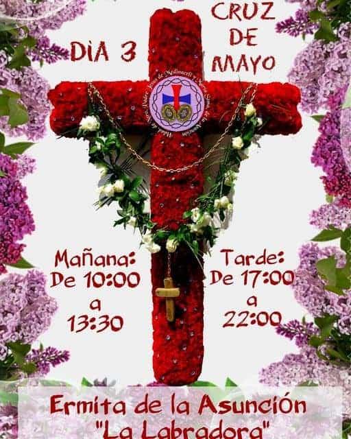 La Hermandad de Medinaceli celebra el día de la Cruz en la ermita de la Labradora 1
