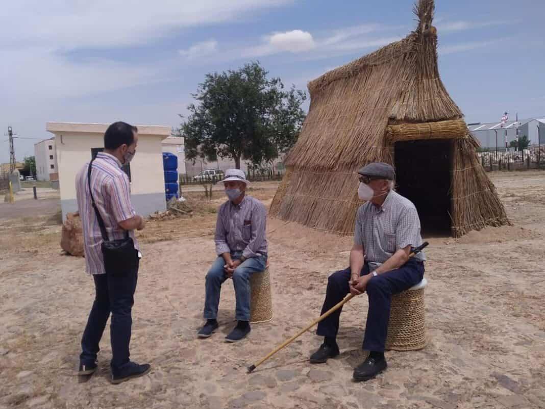Visitas guiadas por el Centro de Interpretación del Queso Herenciano durante la feria 1