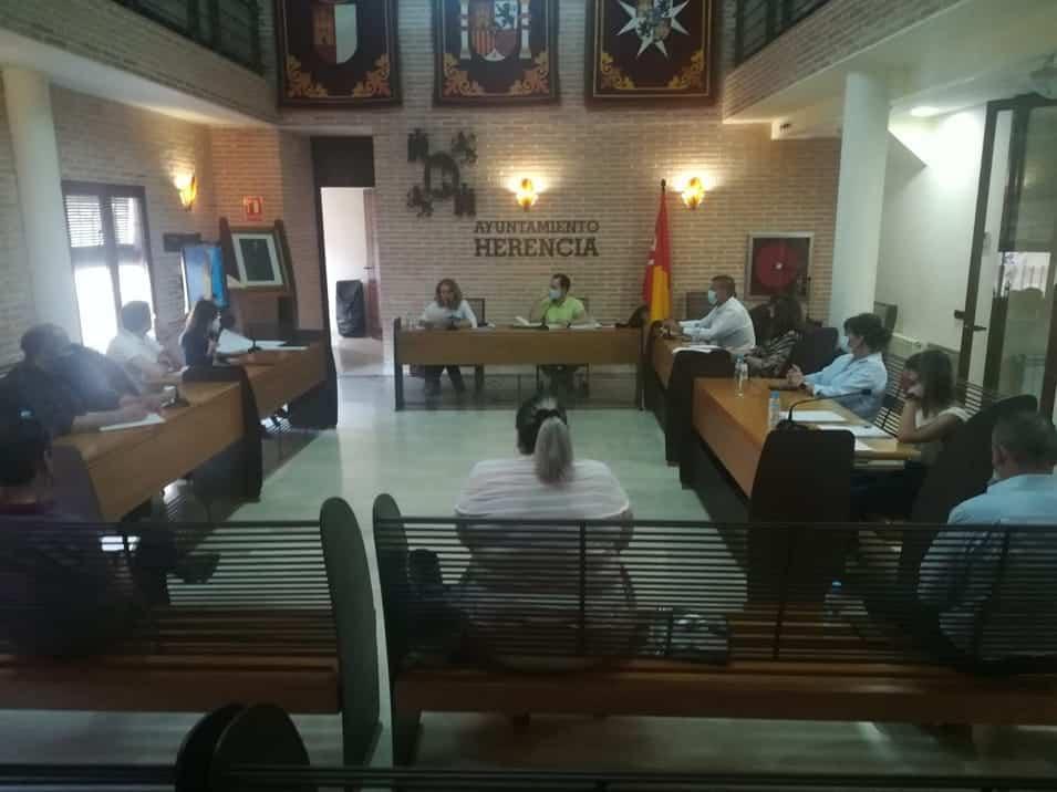 Pleno ordinario del Ayuntamiento de Herencia el 15 de julio de 2021 4