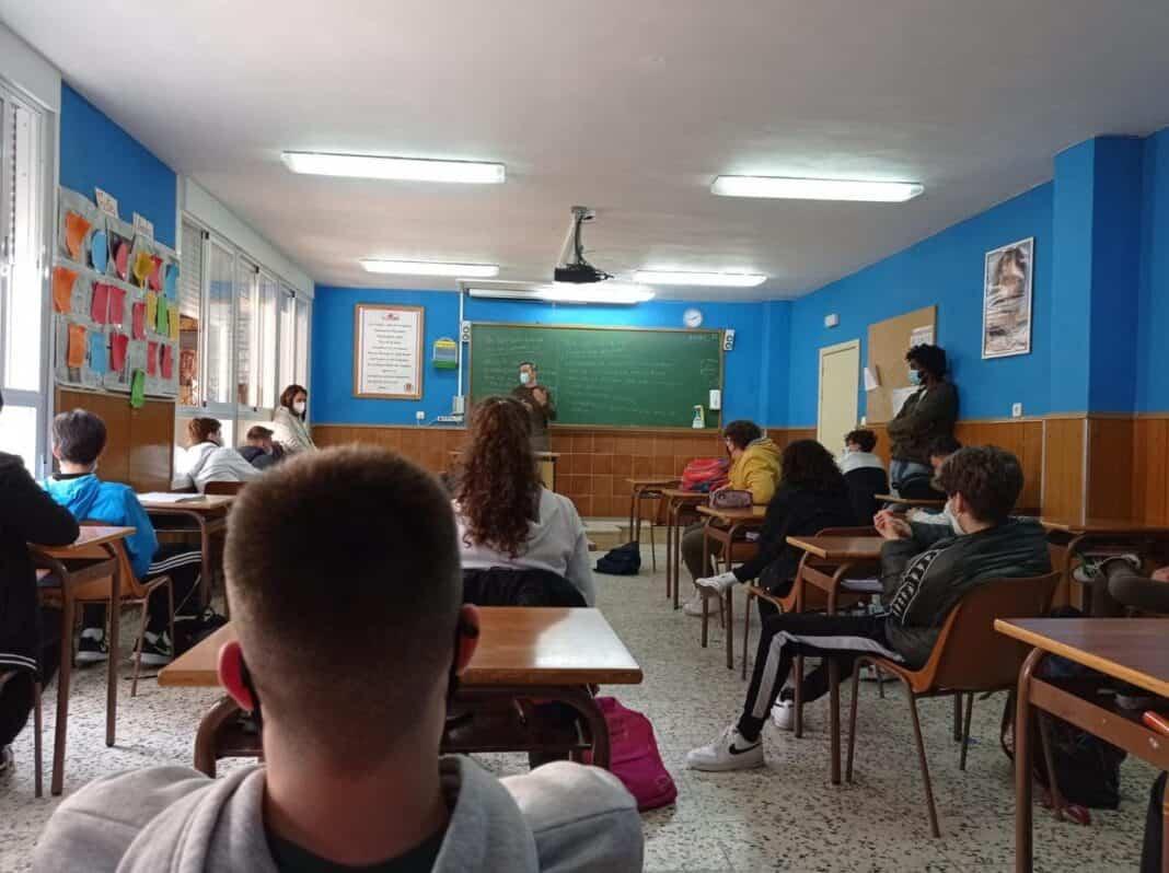 """Talleres sobre """"Nuevas Masculinidades"""" para los alumnos de 4º ESO y 1º Bachillerato 7"""