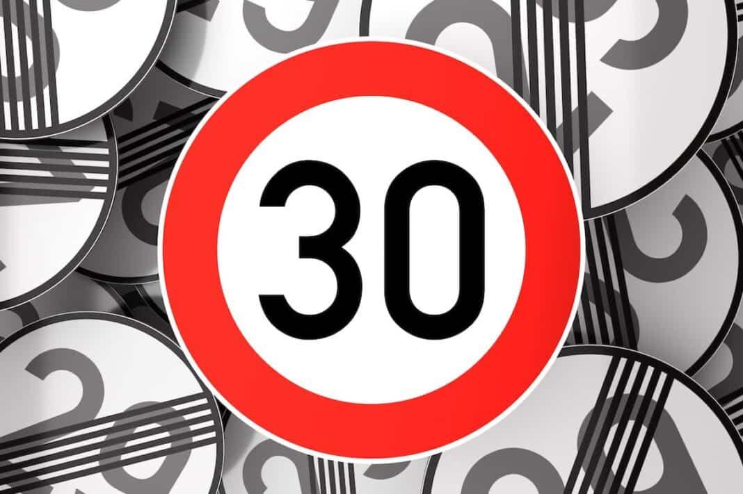 Modificación de la velocidad máxima dentro de población en Herencia 4