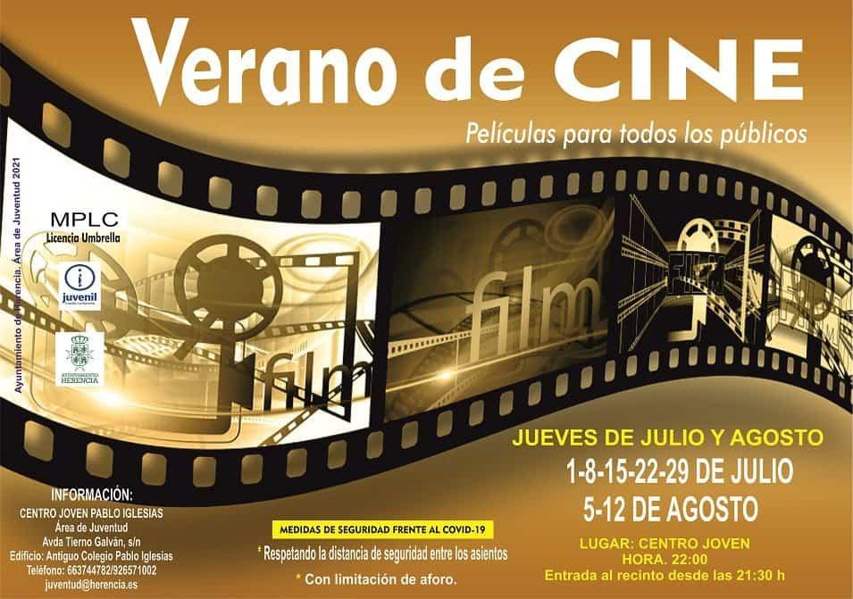 Vuelven las noches de cine de verano al Centro Joven 1