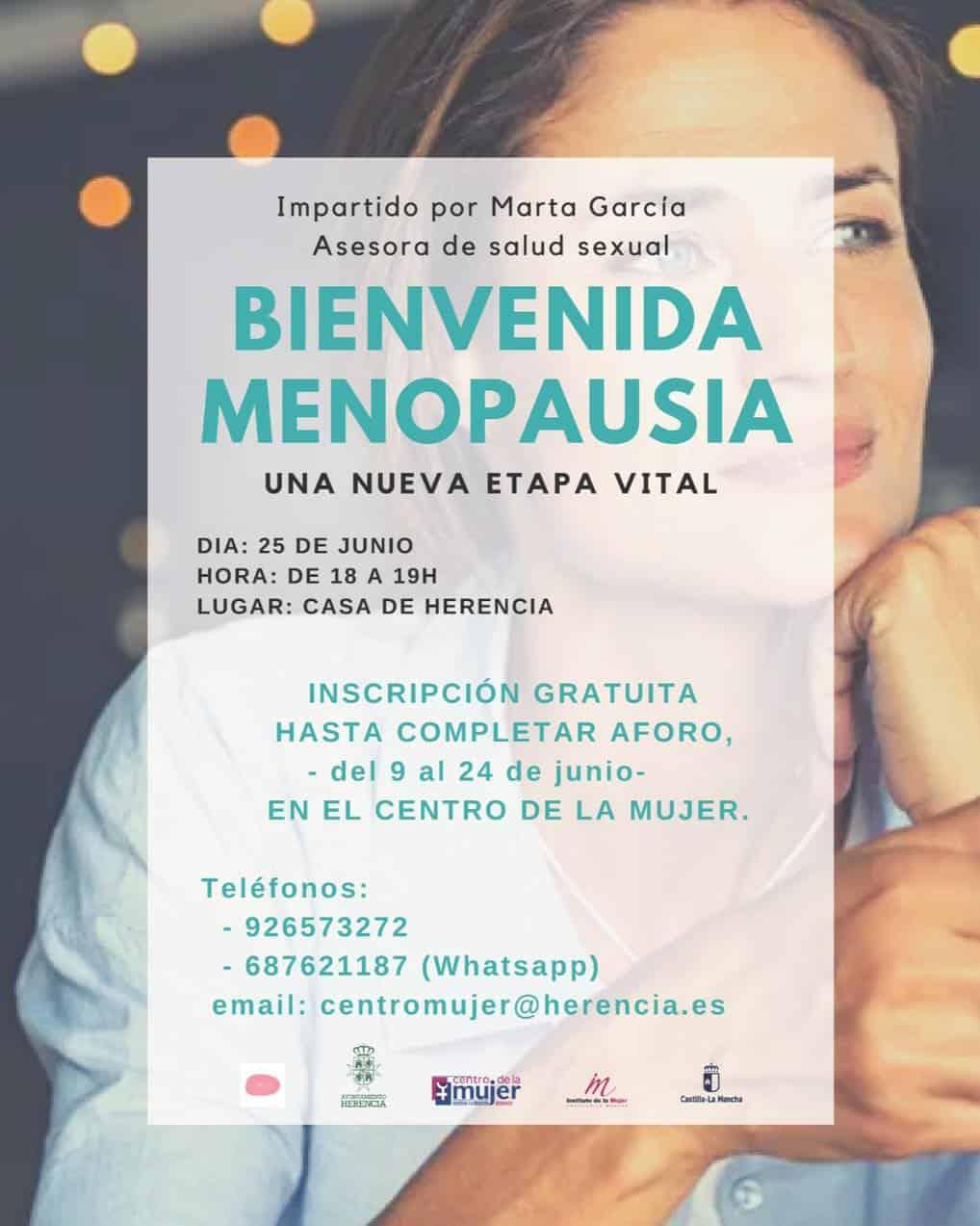 """El Centro de la Mujer organizar el taller """"Bienvenida Menopausia"""" 3"""