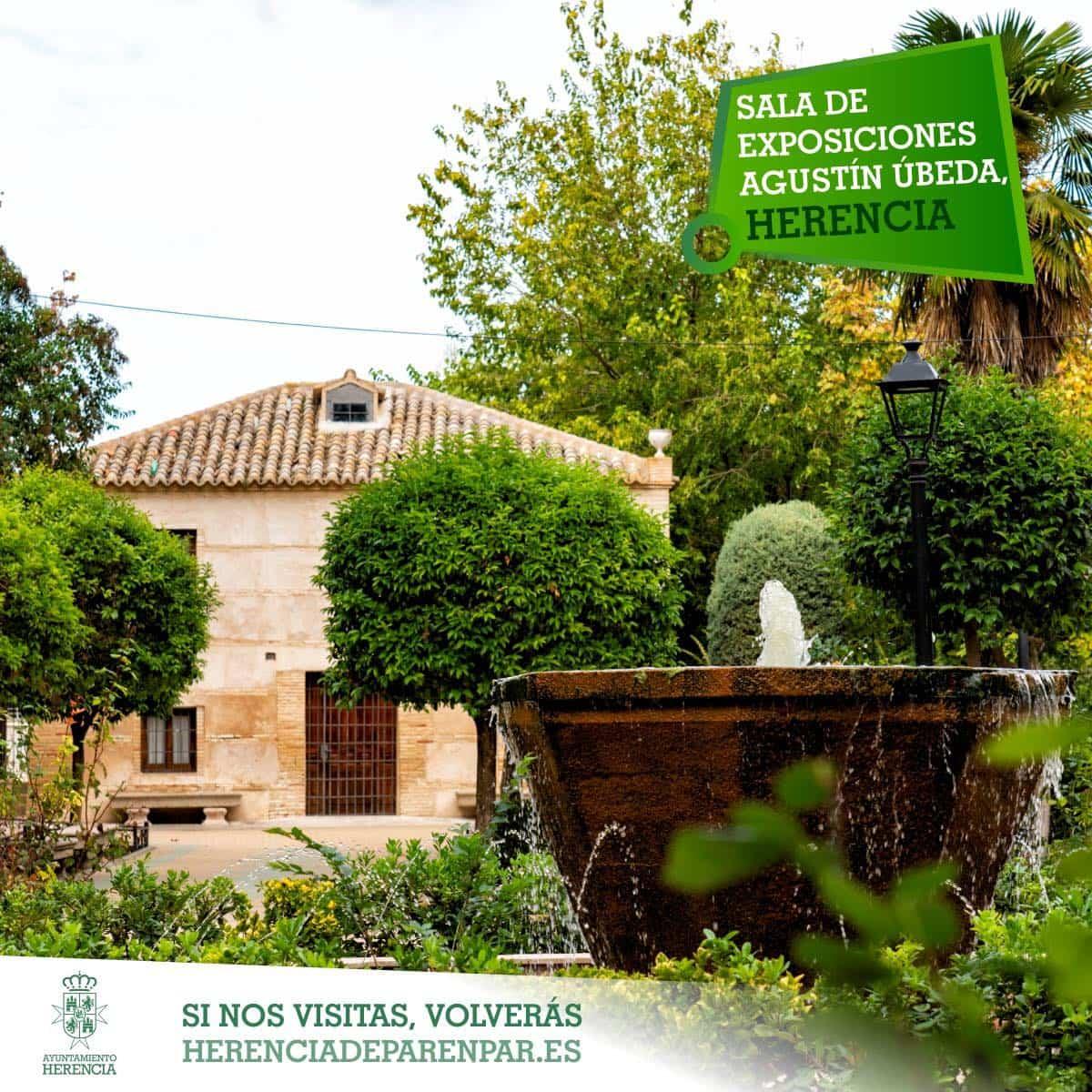 La Sala de Exposiciones Agustín Úbeda, antigua Casa del Jardinero 3