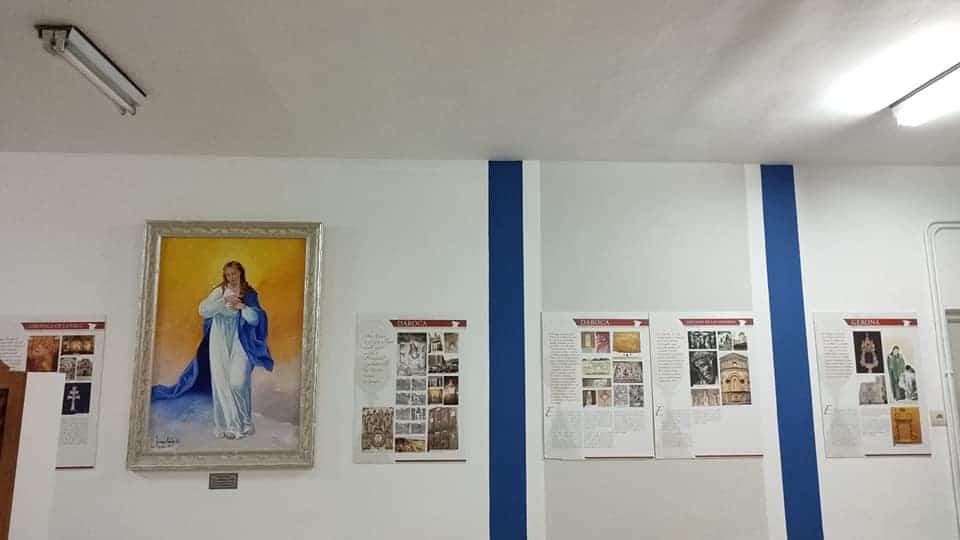 La exposición sobre los milagros eucarísticos diseñada por el beato Carlos Acutis llega a Herencia 5