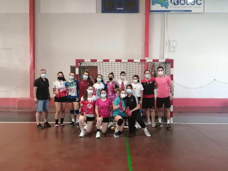 Finaliza una temporada atípica de las Escuelas Deportivas en edad infantil 51