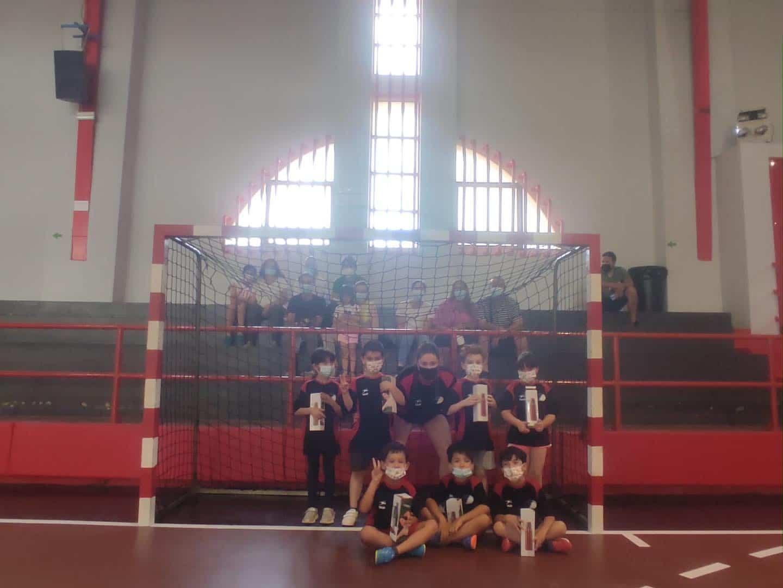 Finaliza una temporada atípica de las Escuelas Deportivas en edad infantil 39