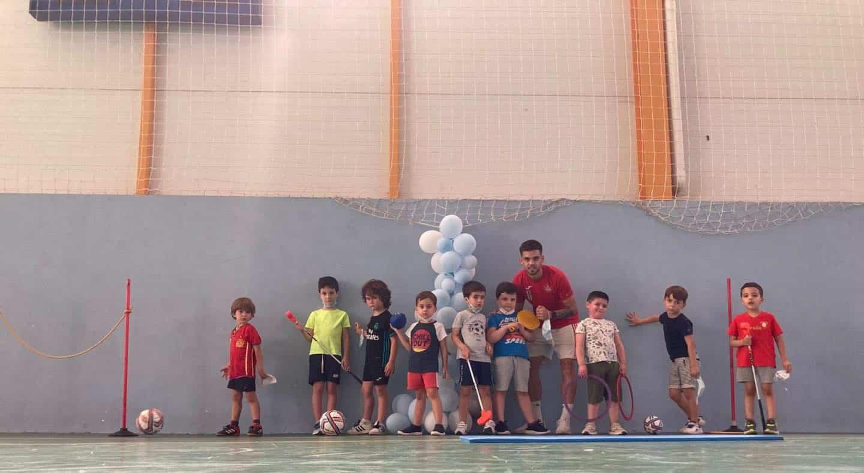 Finaliza una temporada atípica de las Escuelas Deportivas en edad infantil 44