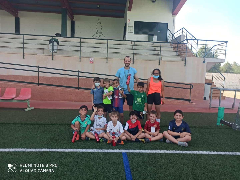 Finaliza una temporada atípica de las Escuelas Deportivas en edad infantil 45