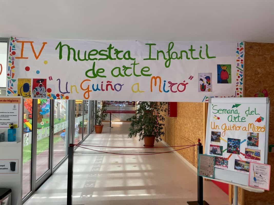 IV Muestra de Arte Infantil en la Escuela Infantil Municipal de Herencia 16