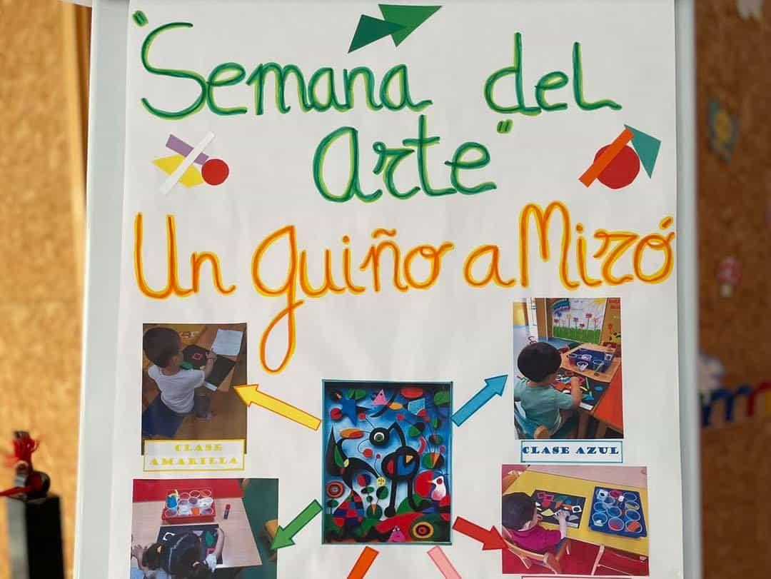 IV Muestra de Arte Infantil en la Escuela Infantil Municipal de Herencia 15