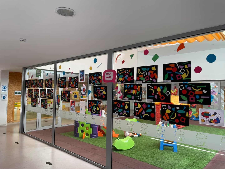 IV Muestra de Arte Infantil en la Escuela Infantil Municipal de Herencia 14