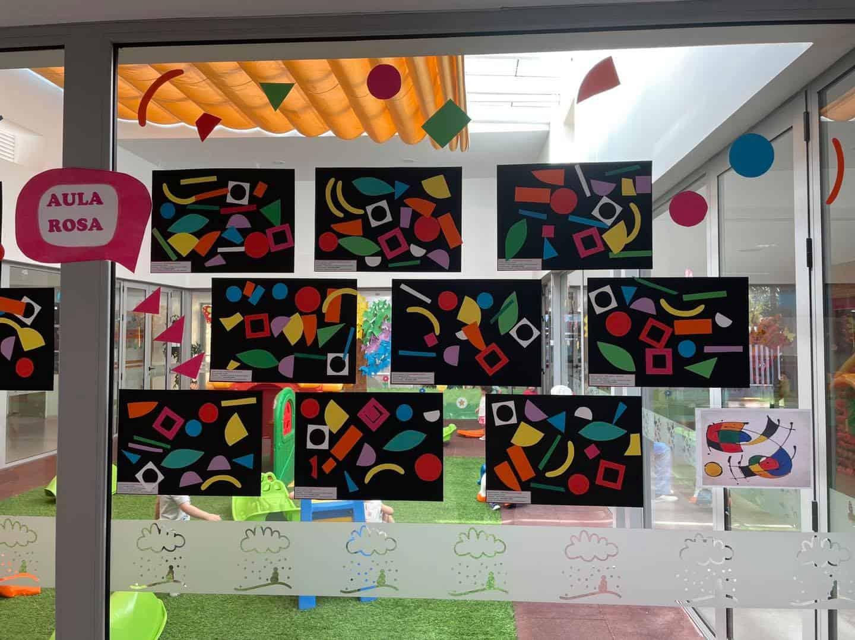 IV Muestra de Arte Infantil en la Escuela Infantil Municipal de Herencia 13