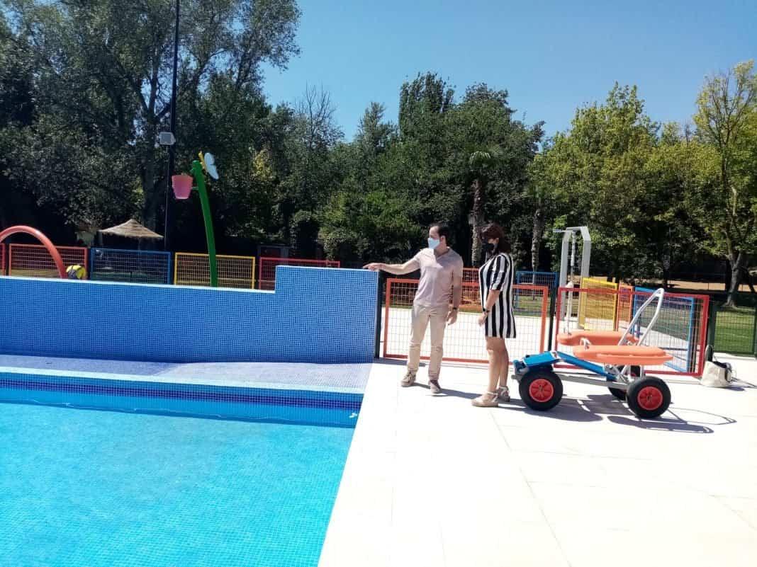 La piscina municipal de Herencia cierra la temporada 2021 1