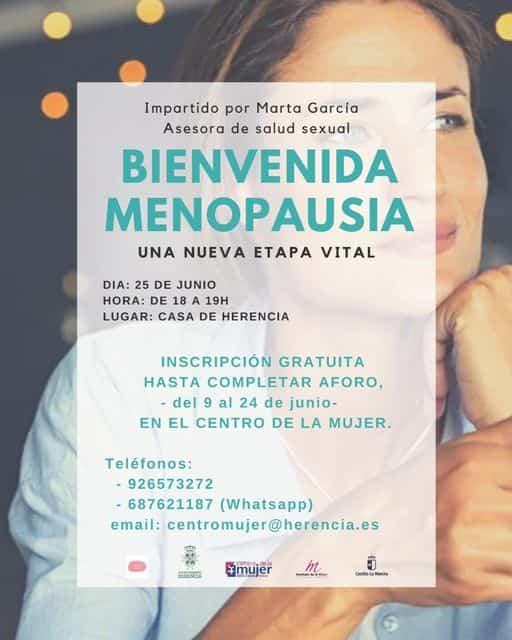 El Centro de la Mujer organiza un taller sobre menopausia 1