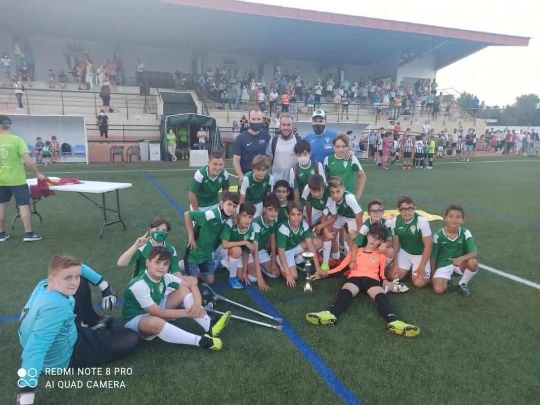 Herencia jugará el X Torneo Regional Alevín de Fútbol 8 1