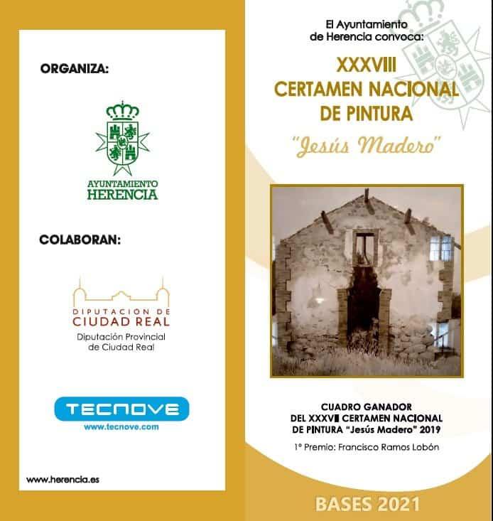 "Convocada el XXXVIII Certamen Nacional de Pintura ""Jesús Madero"" 4"