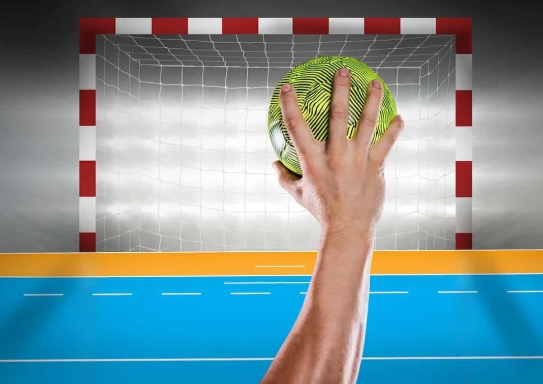 Medallas de oro y bronce en el Campeonato de España de Balonmano 1