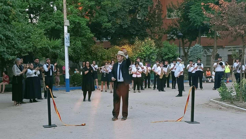 Visita teatralizada de la inauguración el Parque Municipal de Herencia 9