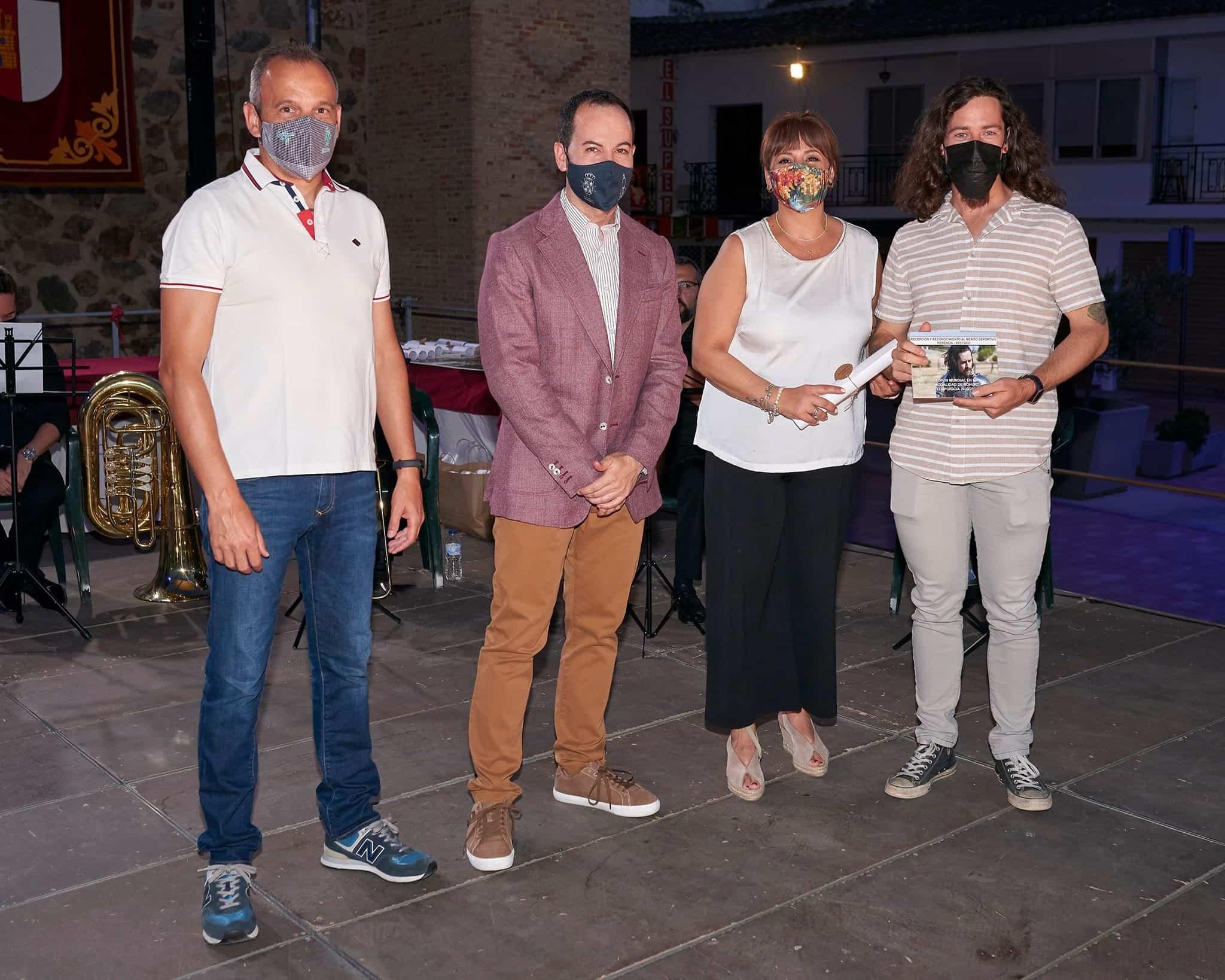 Celebrada la Gala de Deportes 2021 en Herencia 50