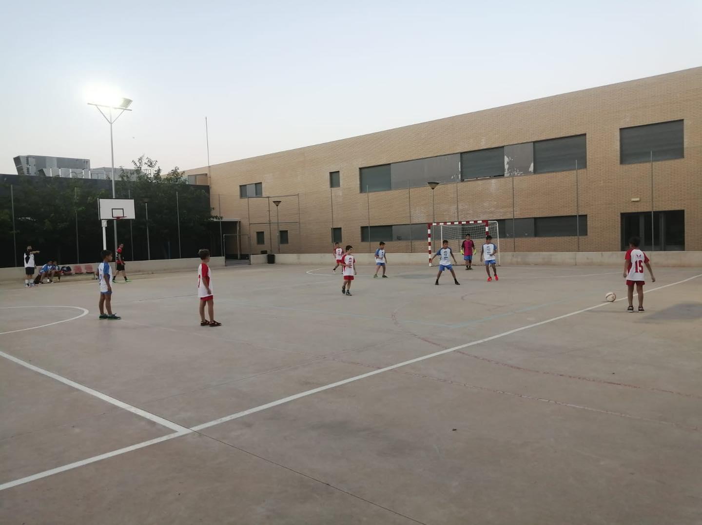 """Comienza la Liga de Fútbol-Sala """"Jóvenes Promesas"""" en Herencia 13"""