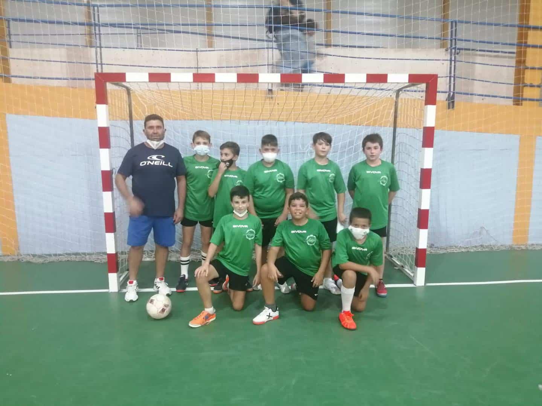 """Comienza la Liga de Fútbol-Sala """"Jóvenes Promesas"""" en Herencia 15"""