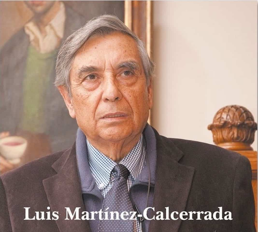 Fallece el herenciano Don Luis Martínez-Calcerrada y Gómez, hijo predilecto de la localidad 7