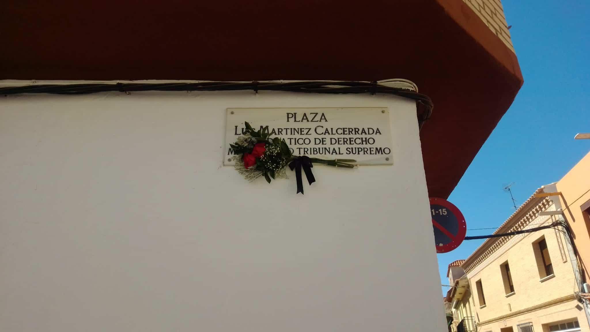 Fallece el herenciano Don Luis Martínez-Calcerrada y Gómez, hijo predilecto de la localidad 6