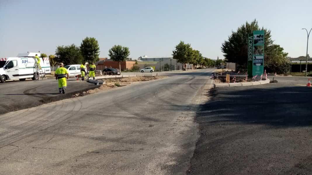 La Ronda de Mirasierra estará disponible muy pronto con la última fase de señalización y pavimentación 4