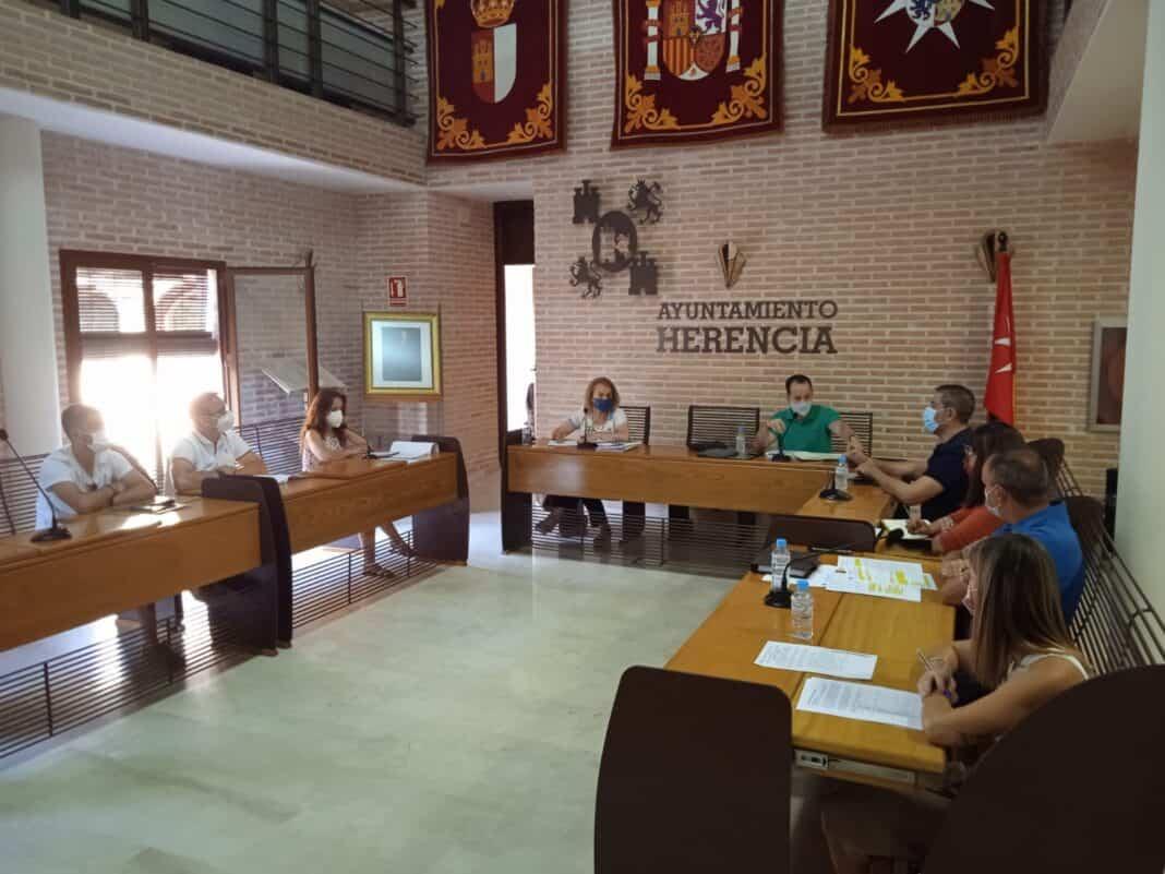 Próximo Pleno Municipal del Ayuntamiento de Herencia el 16 de septiembre 4