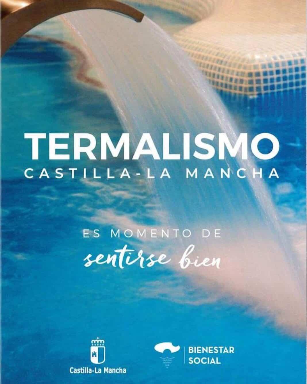 Convocado el programa de Termalismo en Castilla-La Mancha 1