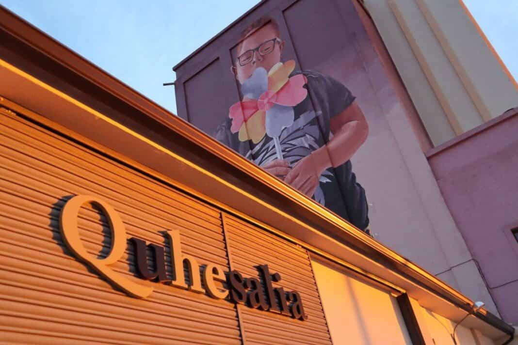 Quhesalia abre sus puertas al público en general en Herencia 1