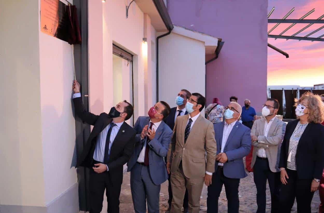 Inauguración de Quhesalia, el centro del interpretación del queso manchego 22