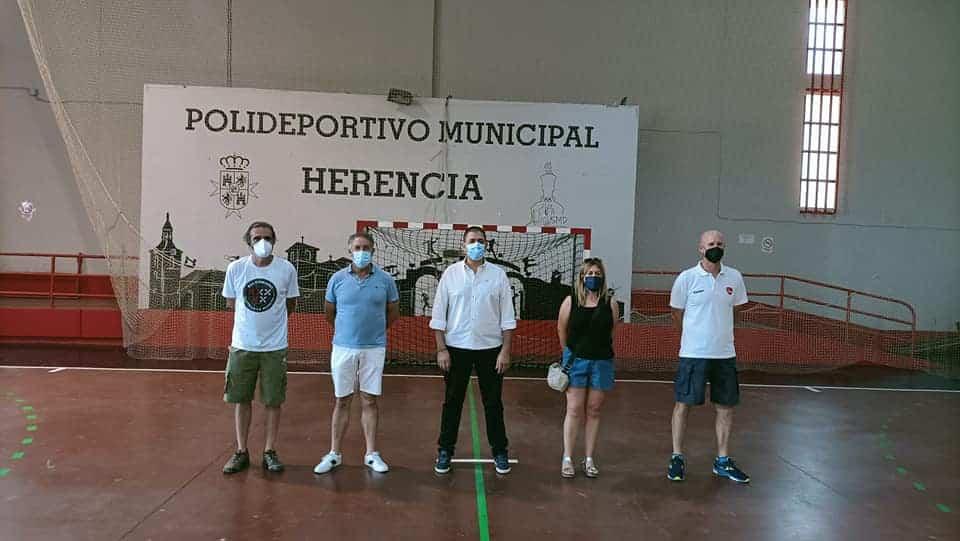 Torneo de tecnificación entre selecciones de Castilla-La Mancha y Madrid en Herencia 3