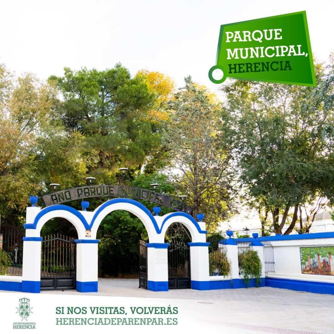 Conociendo Herencia. Parque Municipal 1