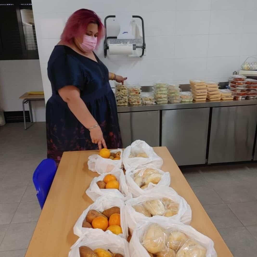 Visita a las cocinas del comedor escolar del CEIP nº 2 desde Educación de Herencia 1