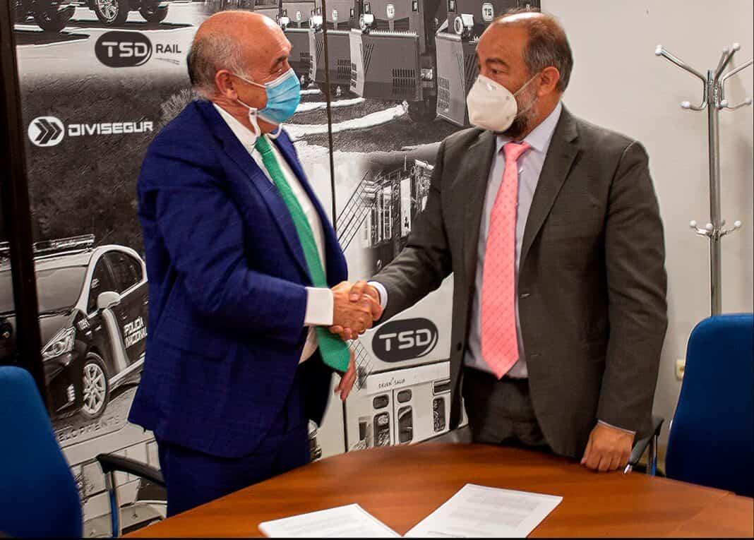 La UCLM y TSD INTERNATIONAL trabajarán conjuntamente en el acercamiento del grupo empresarial a la Universidad 4