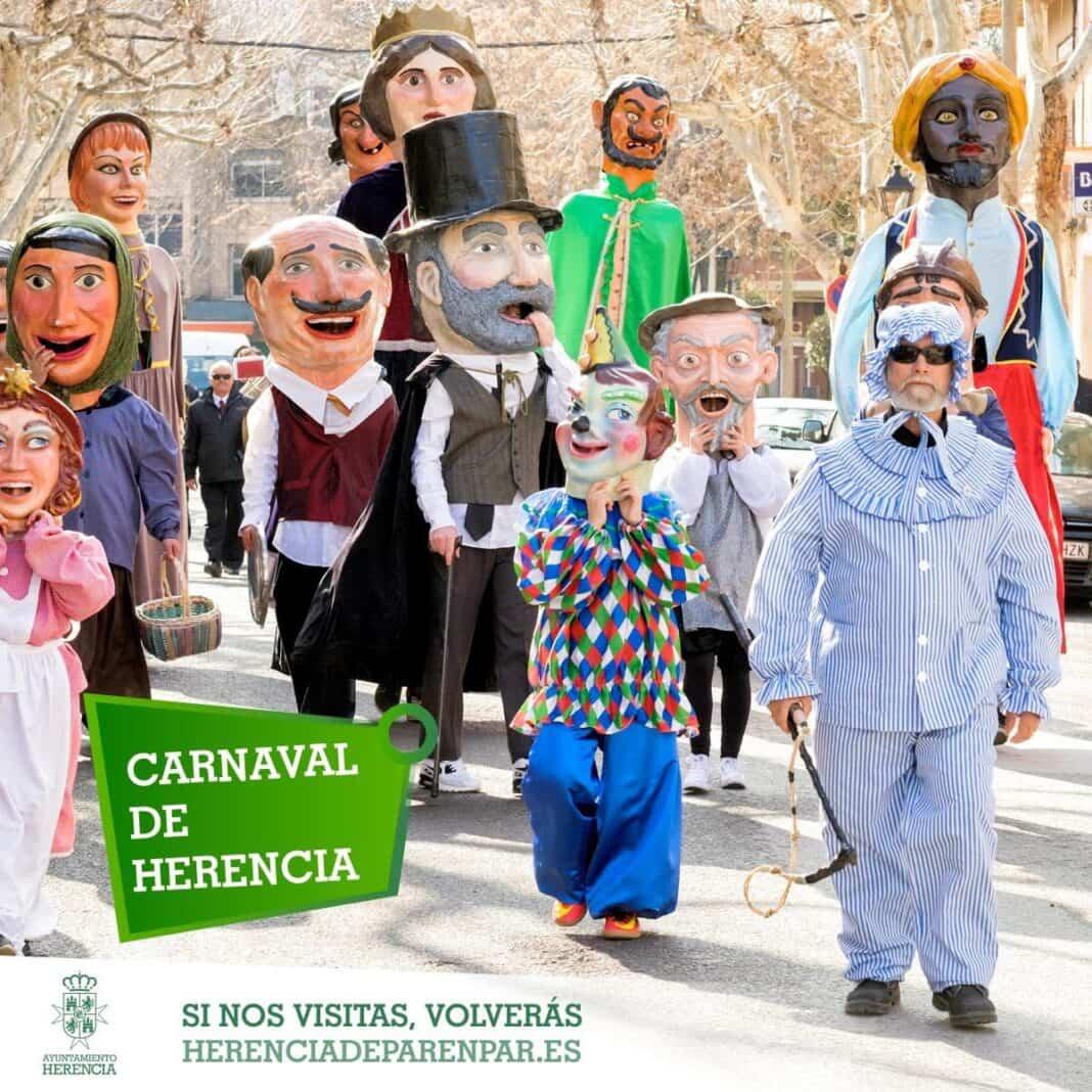 """Turismo en """"Conociendo Herencia"""": Carnaval de Verano 1"""