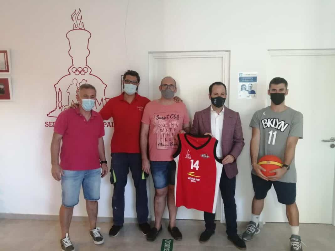 Herencia contará con un equipo de baloncesto federado para la próxima temporada 1
