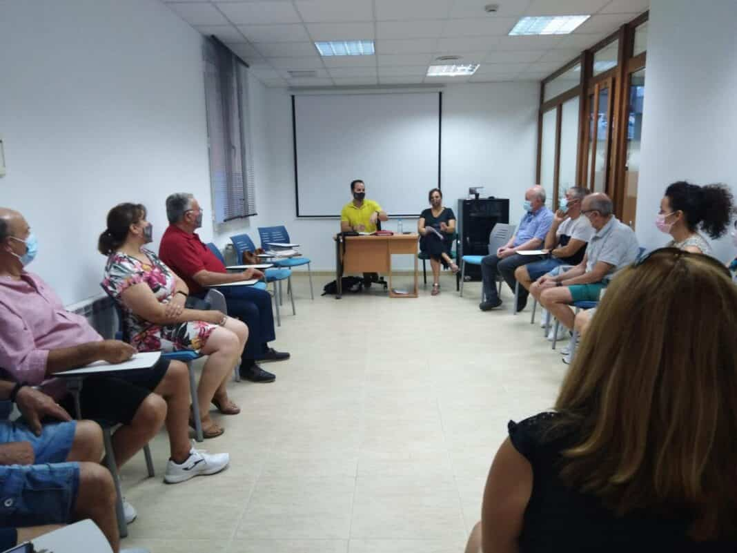 Reunión de la Comisión de Feria y Fiestas de Herencia para la edición 2021 1
