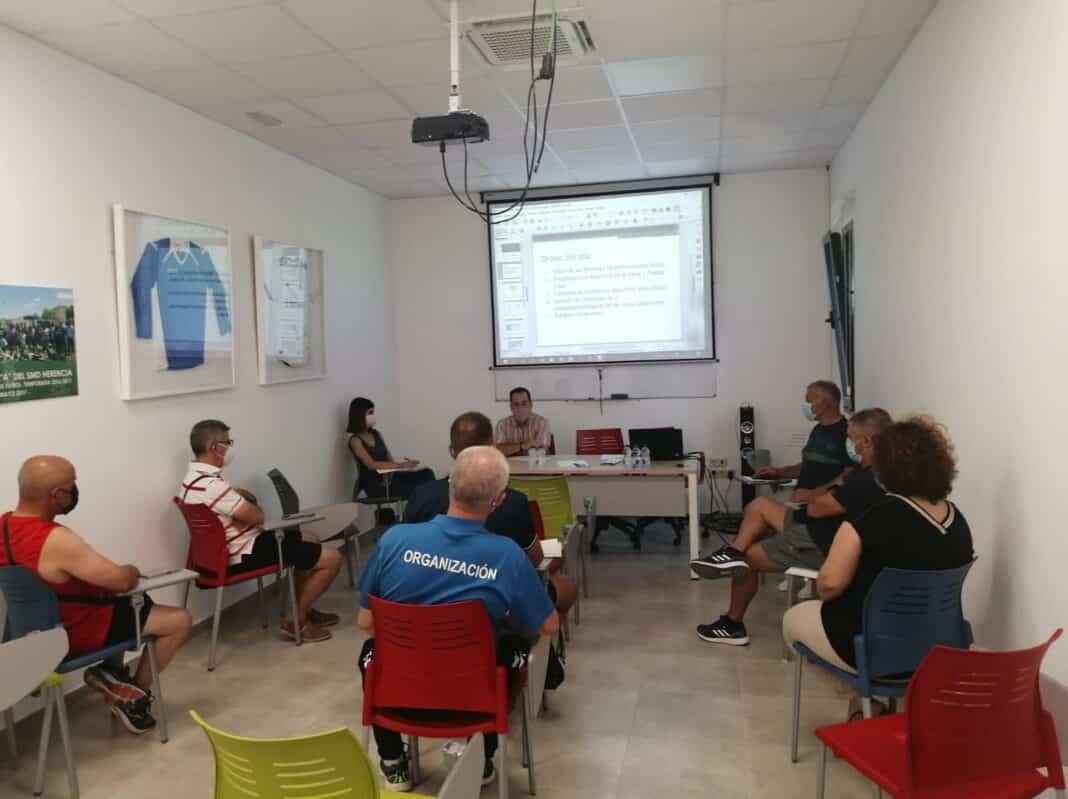 Reunión de verano del Consejo Local del Deporte y la Actividad Física 1