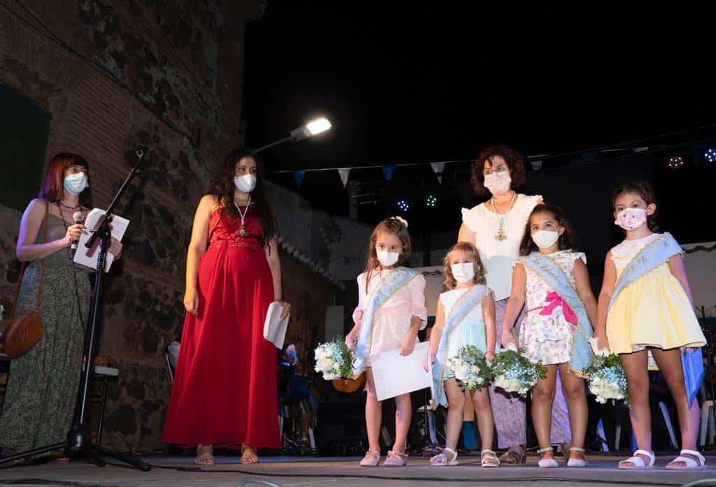 Proclamadas las reinas para la Feria y Fiestas 2021 en Herencia 3