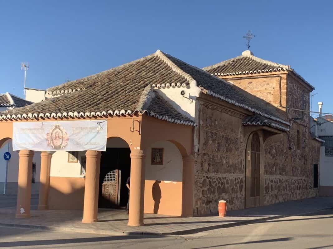 """Cierre al culto de la ermita de """"La Labradora"""" de Herencia 10"""