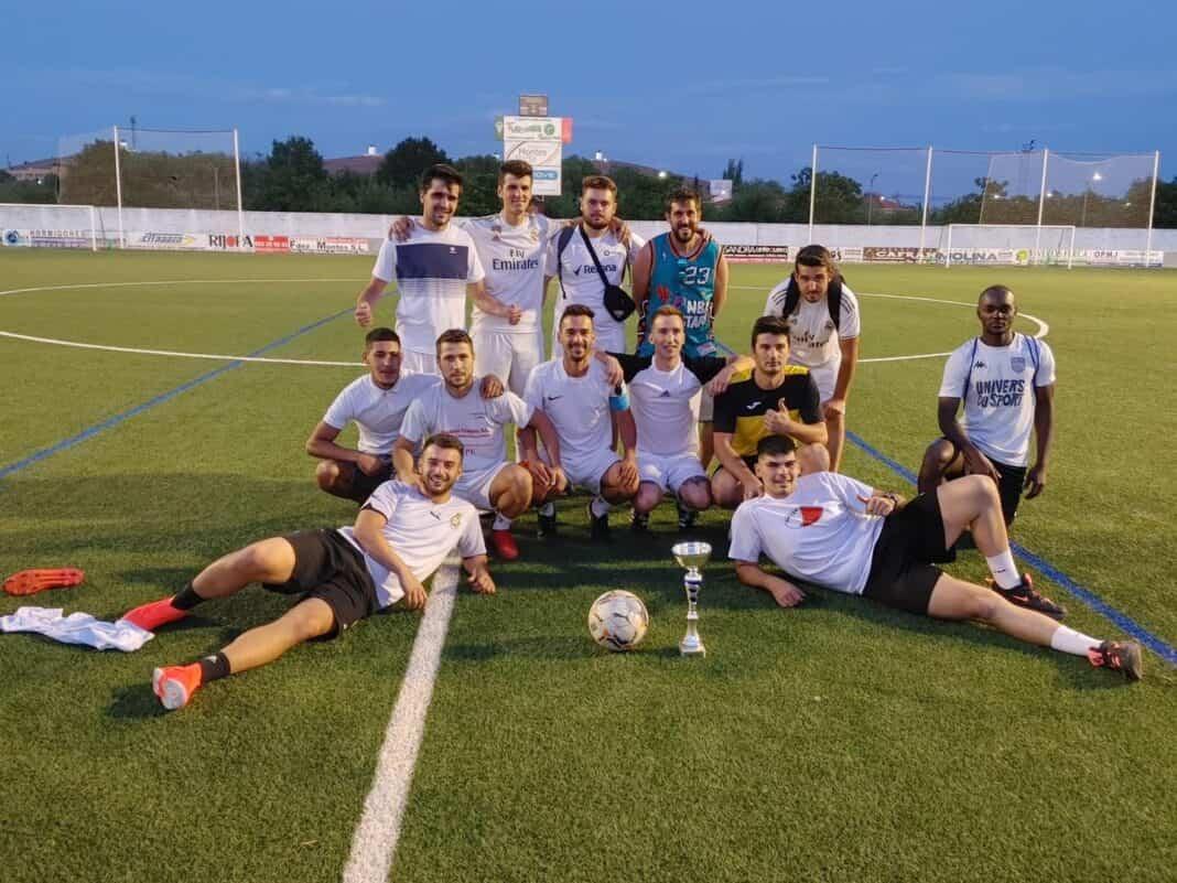Celebrada la fase final del Campeonato de Fútbol-7 en Herencia 4
