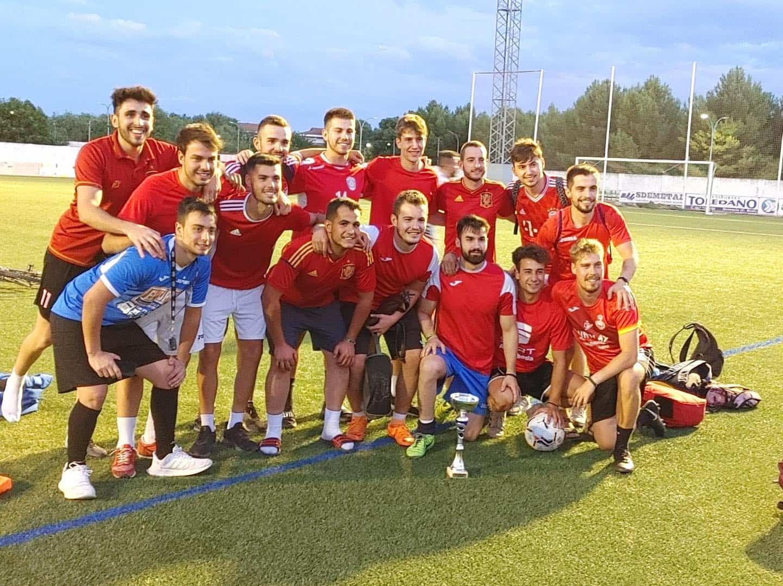 Celebrada la fase final del Campeonato de Fútbol-7 en Herencia 3