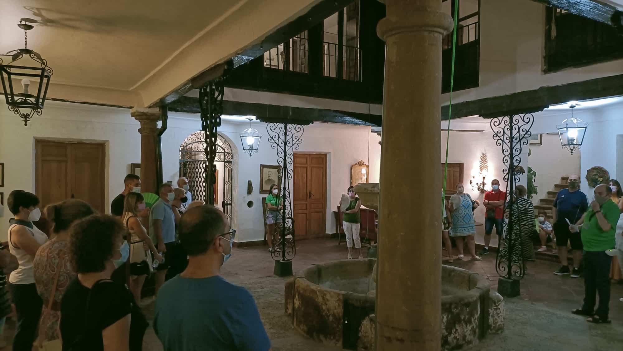 La Noche del Patrimonio es testigo del interés y valor de la riqueza y diversidad cultural de Herencia 23