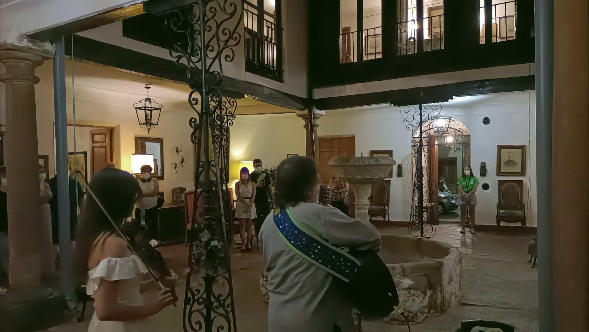 La Noche del Patrimonio es testigo del interés y valor de la riqueza y diversidad cultural de Herencia 26