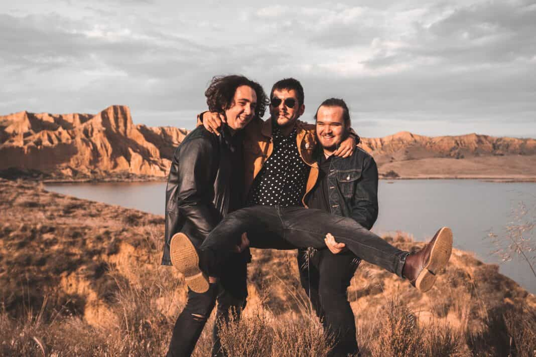 """Pedro Corrales abre el telón de su primer disco con el tema """"Estaba escrito"""" 4"""