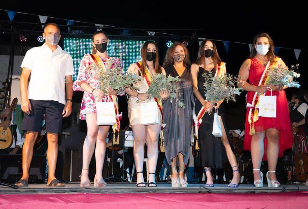 Proclamadas las reinas para la Feria y Fiestas 2021 en Herencia 4